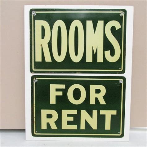 sold see our other signs for sale rooms and for rent two