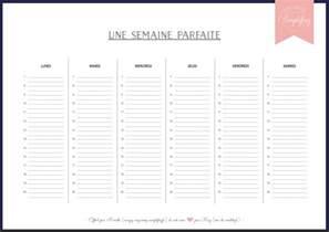 Planning 2018 à Imprimer Planning De Semaine Et Agenda 224 Imprimer Gratuitement