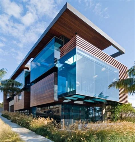 cubist architecture ettley residence exemplifies the cubist fusion of glass