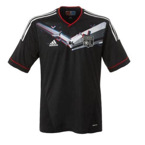 kaos lz dc fc724 jual kaos bola jersey jersey lyon away 3d 2012 2013
