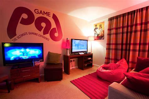 epic  sophisticated gamer bedroom lugenda