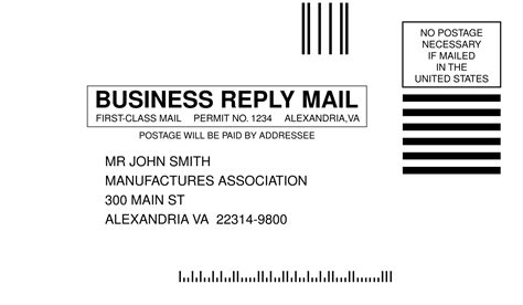 usps business reply mail template file business reply mail svg