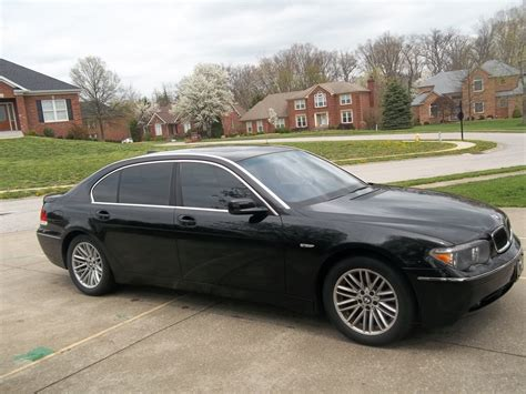 2004 bmw 760i bmw 7 series 760i 2004 auto images and specification