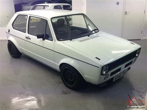 volkswagen golf custom vw volkswagen mk1 golf gtd custom built everyday usable