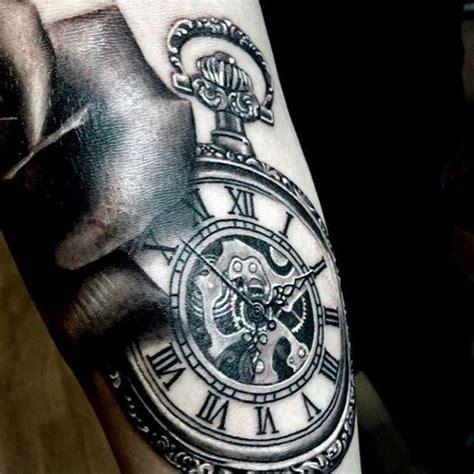 tattoo meaning watch 200 popular pocket watch tattoo and meanings 2017