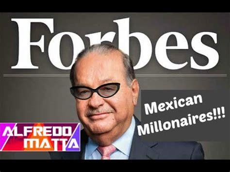 hombres ricos quot los hombres mas ricos de m 233 xico quot youtube