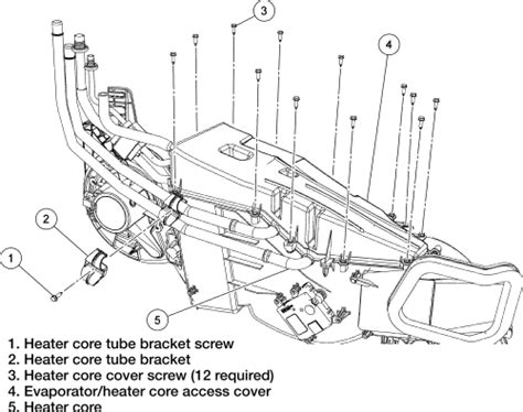 automotive air conditioning repair 2007 chrysler sebring electronic toll collection service manual 2007 chrysler sebring how to remove evaporator car ac mr460371 mr460370