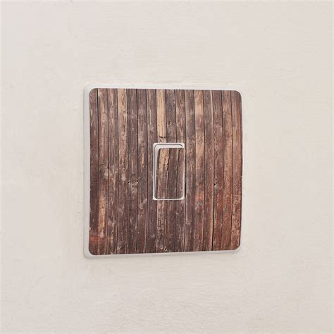 wood light switch covers wood effect light switch covers by oakdene designs