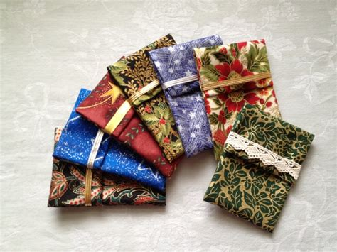 fabric crafts gifts fabric gift card holders coast to coast crafts