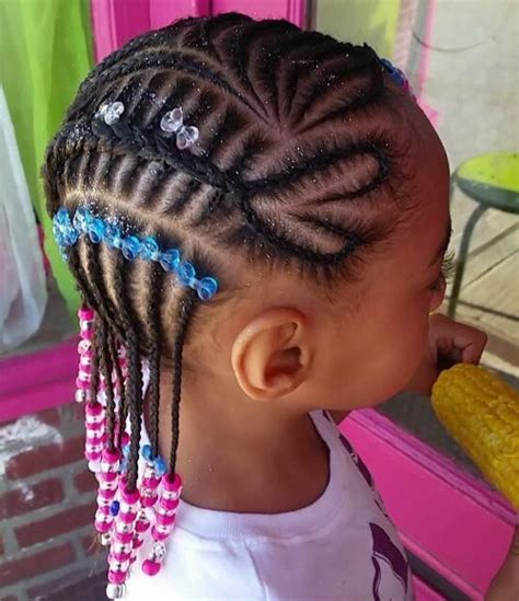 simple hairstyle for black french braid hairstyles