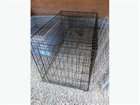 top paw crate top paw folding door collapsible crate duncan cowichan