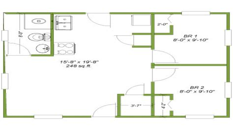 12 x 20 cabin floor plans 20x24 cabin floor plans 20 x 24 cabin plans 20x20 cabin