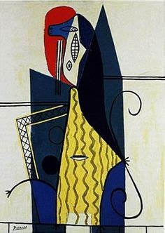 picasso woman in an armchair artist picasso women on pinterest pablo picasso