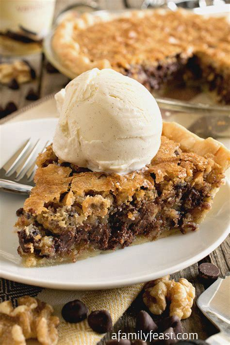 toll house pie recipe toll house chocolate chip pie recipe