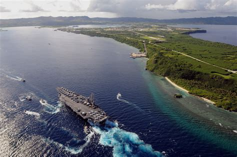 guam authority guam la isla donde se podr 237 a desatar una guerra