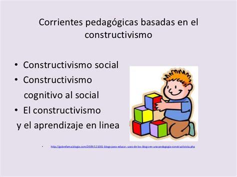 vigotski las corrientes pedag gicas pedagog a y pedagogia constructivista