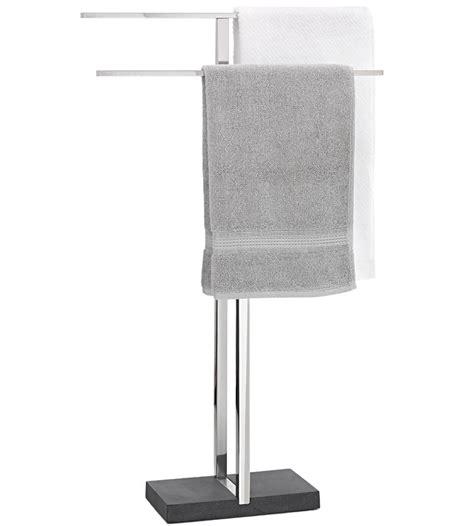 Stainless Steel Towel Shelf by Stainless Steel Towel Rack In Free Standing Towel Racks