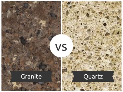Granite Vs Quartz Countertop by Kitchen Design Trends Chic Kitchen Renovation Ideas