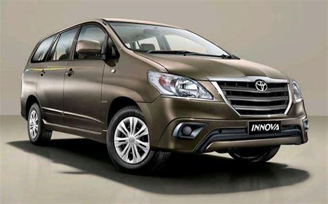 On Road Price Toyota Innova Toyota Innova Price Specs Review Pics Mileage In India