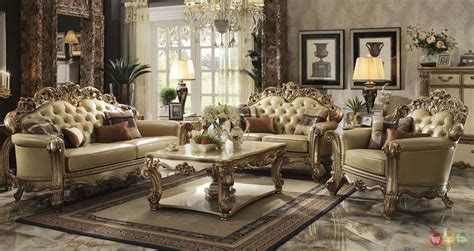 traditional living room sets vendome living room set vendome collection furniture