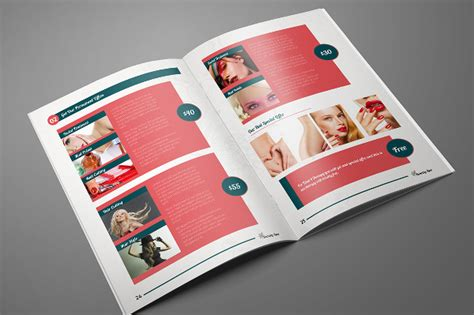 15 Great Exles Of Professional Booklet Designs Psd Ai Indesign Free Premium Templates Booklet Template Free