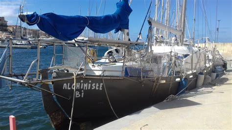 sailboat joshua rent a sailboat joshua ketch alchimiste samboat