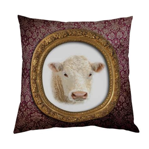 Coussin Tapisserie by Coussin Vache Tapisserie Decodeo
