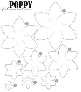 felt flower templates 301 moved permanently