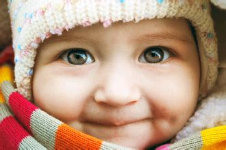 when do babies turn color infant vision development allaboutvision
