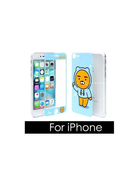 Tempered Glass For Smart Phone kakao friends kakao smartphone tempered glass