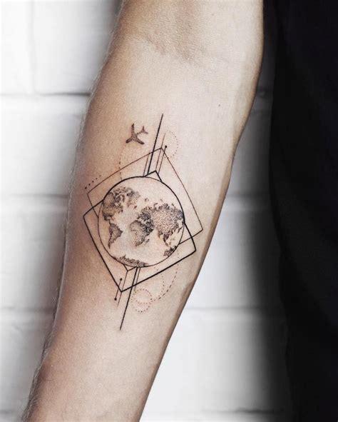 planet tattoo tattoo insider