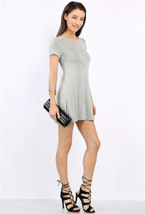 Dress Flare Mini flare mini dress shop dresses 20 at papaya clothing
