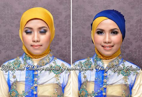 tutorial berhijab untuk pernikahan segiempat hijab tutorial for summer hijabiworld