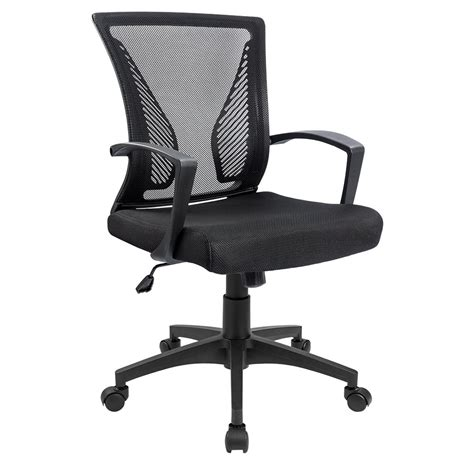 best desk chair on amazon best in home office desk chairs helpful customer
