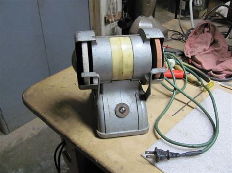 russian bench grinder