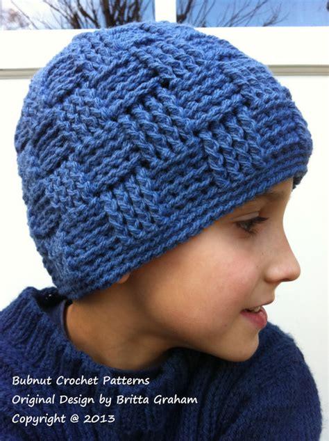 Boy Hat crochet patterns for boys hats crochet and knit