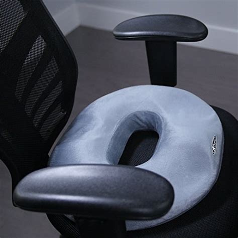 donut seat aylio donut seat cushion comfort pillow for hemorrhoids