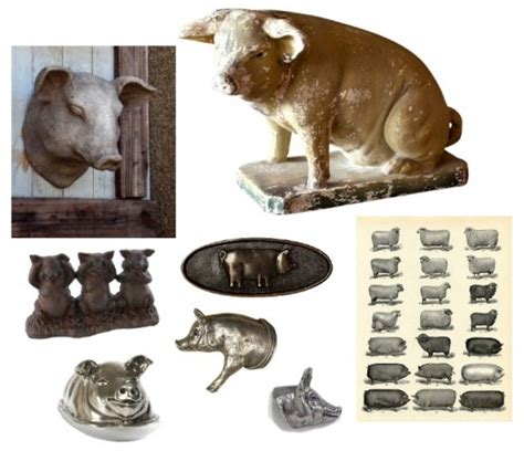 Pig Home Decor by Dig The Pig In The Kitchen Places In The Home