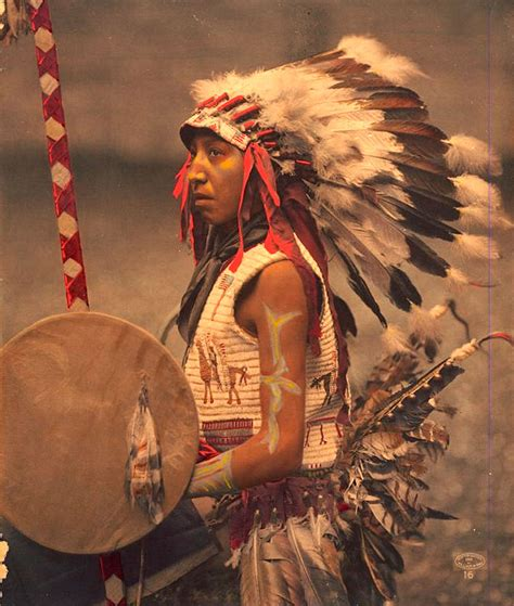 color  native americans     century