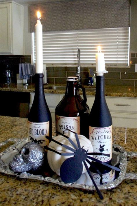 wine bottles with candles in them 37 wine bottle centerpieces that compliments every event