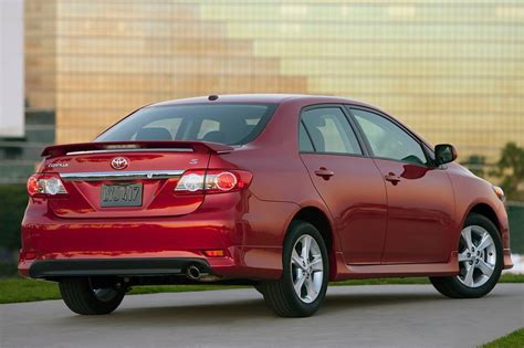 used 2013 toyota corolla sedan pricing for sale edmunds