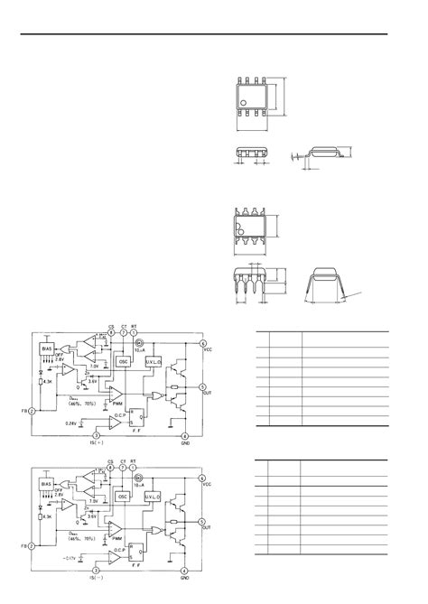 Fa5304 Bipolar Ic For Switching Power Supply fa5311bp datasheet fa5311bp pdf bipolar ic for switching power supply datasheet4u