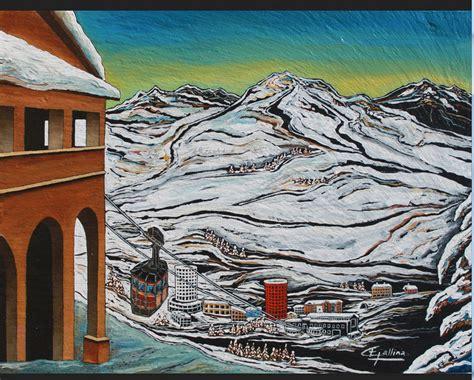 ufficio turismo sestriere piemonte arte circolo degli artisti gallina mazzetti e