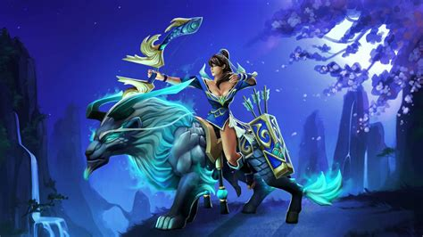 Custom Dota 2 Heroes Omniknight For Iphone 45s Samsung Galaxy Htc Blackberry Cover dota 2 mirana shooter weapon bow and arrow wallpaper hd 3200x1800 wallpapers13