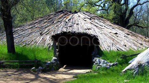 miwok houses technical information