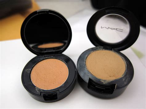 mac color corrector product review mac studio finish concealer brown