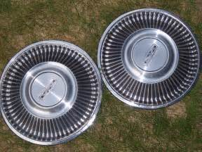 Vintage Ford Hubcaps Set Of 2 Vintage Ford Hubcaps Vintage Wheel Cover Car