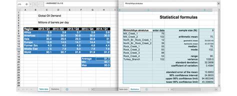 Html5 Spreadsheet by Javascript Html5 Ui Components Ignite Ui