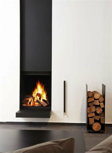 modern fireplace 25 cool firewood storage designs for modern homes