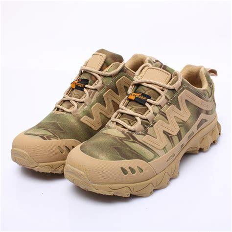 Sandal Pria Size 40 45 Promoted kryptek camouflage tactical boots desert combat boots shoes autumn breathable boots eur